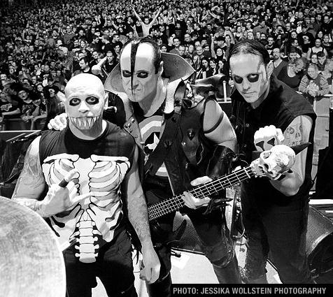 Misfits Band Members
